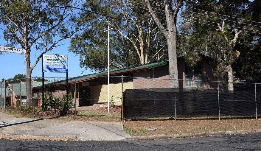 The Rock Hosanna Miller Baptist Church