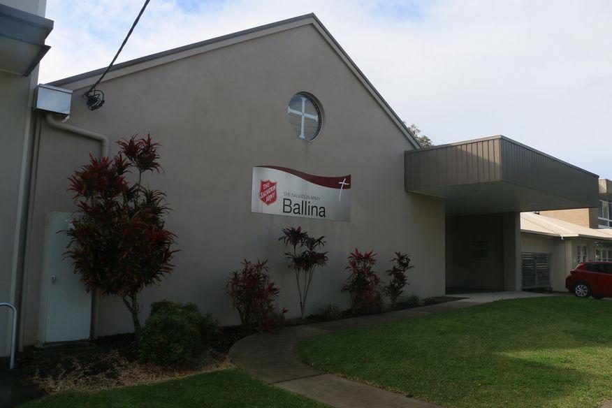 The Salvation Army - Ballina