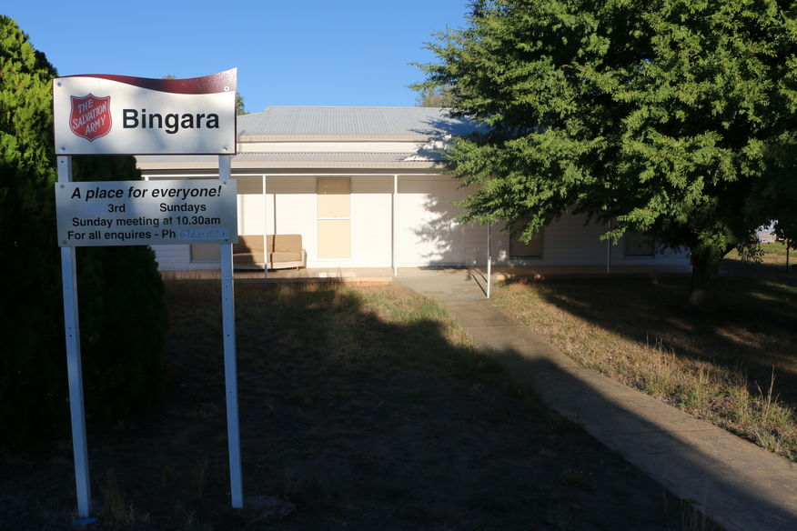The Salvation Army - Bingara