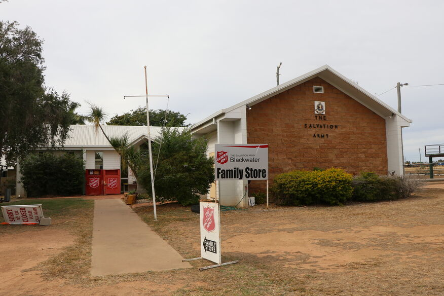 The Salvation Army - Blackwater