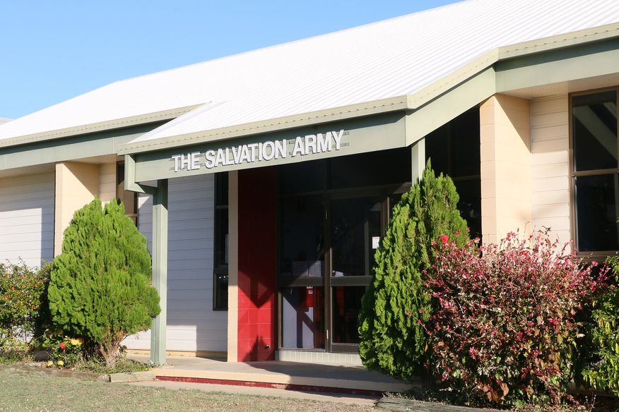 The Salvation Army - Bowen