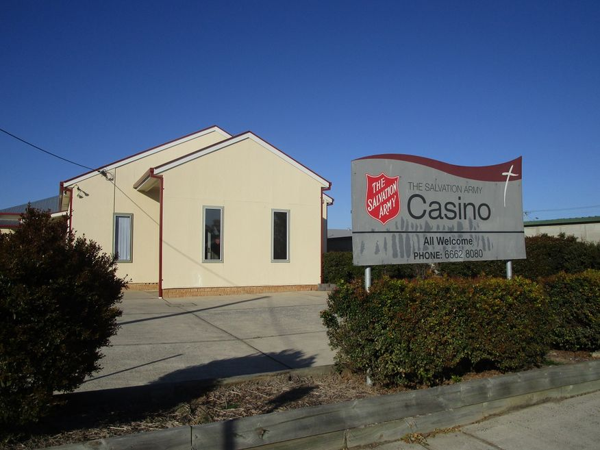 The Salvation Army - Casino