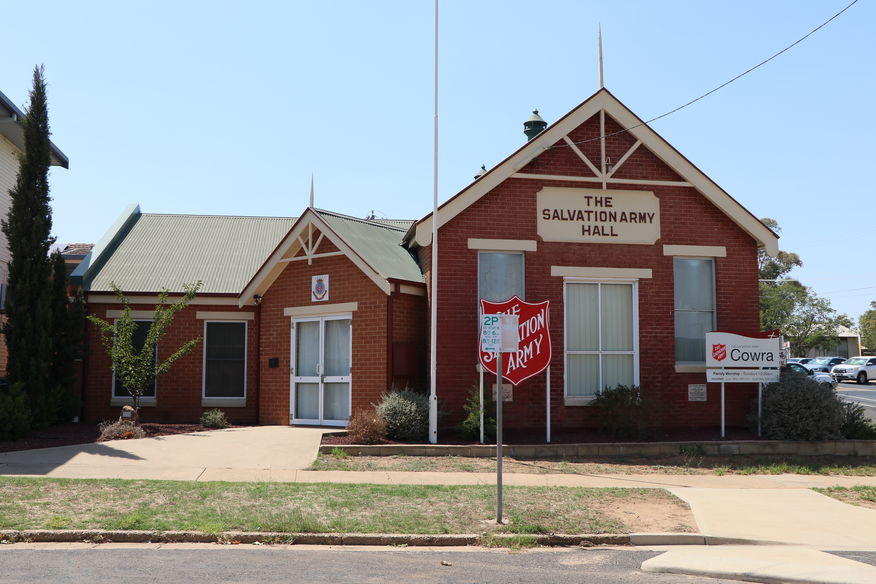 The Salvation Army - Cowra