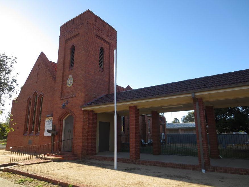 The Salvation Army - Deniliquin Citadel