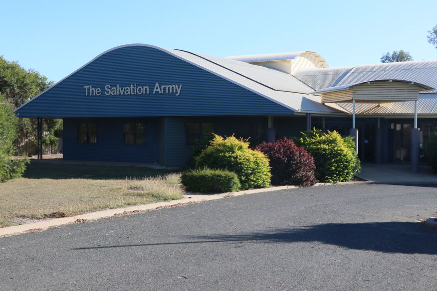 The Salvation Army - Emerald