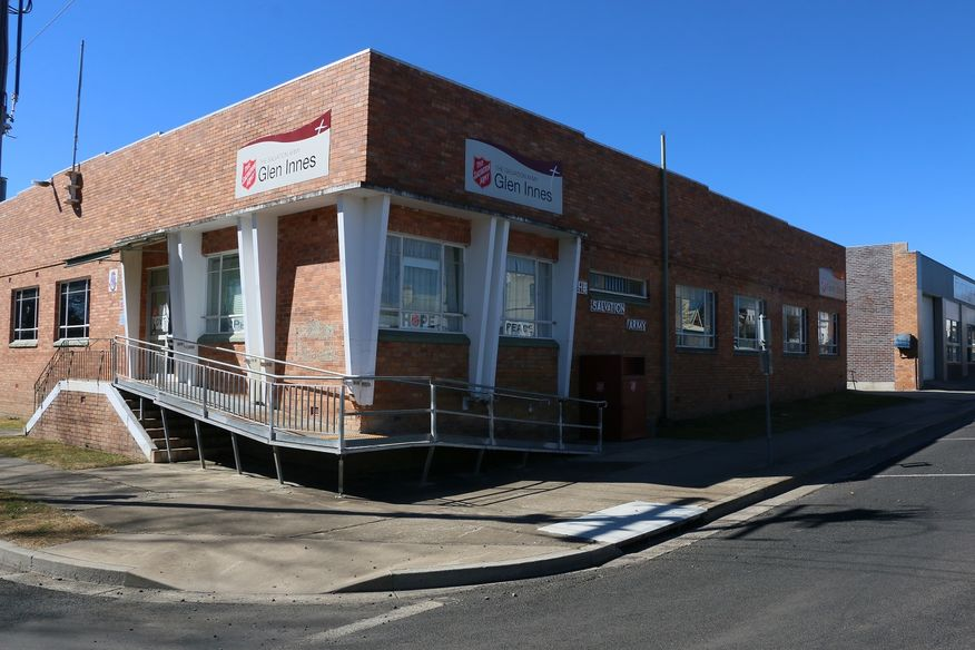 The Salvation Army - Glen Innes