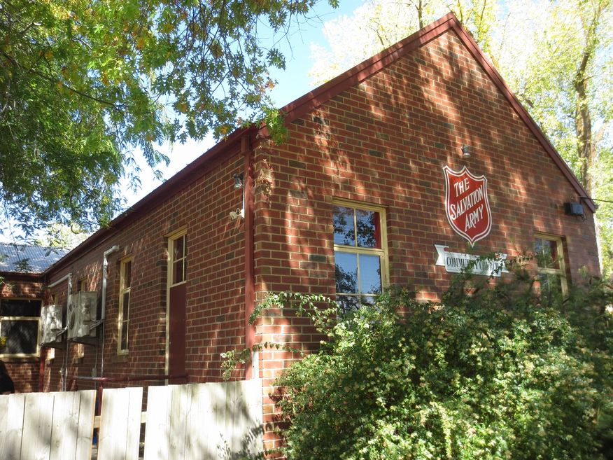 The Salvation Army - Healesville