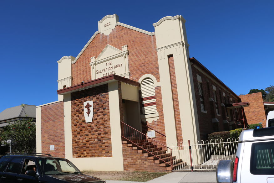 The Salvation Army - Ipswich