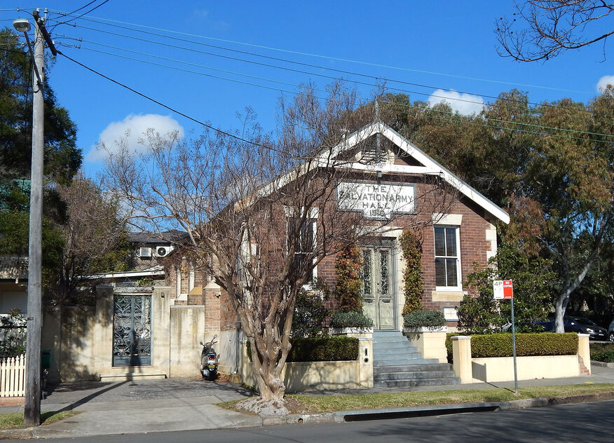 The Salvation Army - Leichhardt - Former