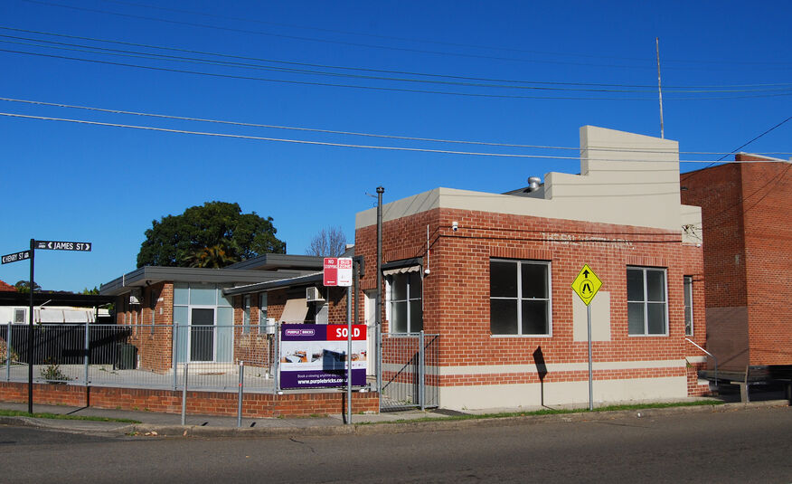 The Salvation Army - Lidcombe - Former