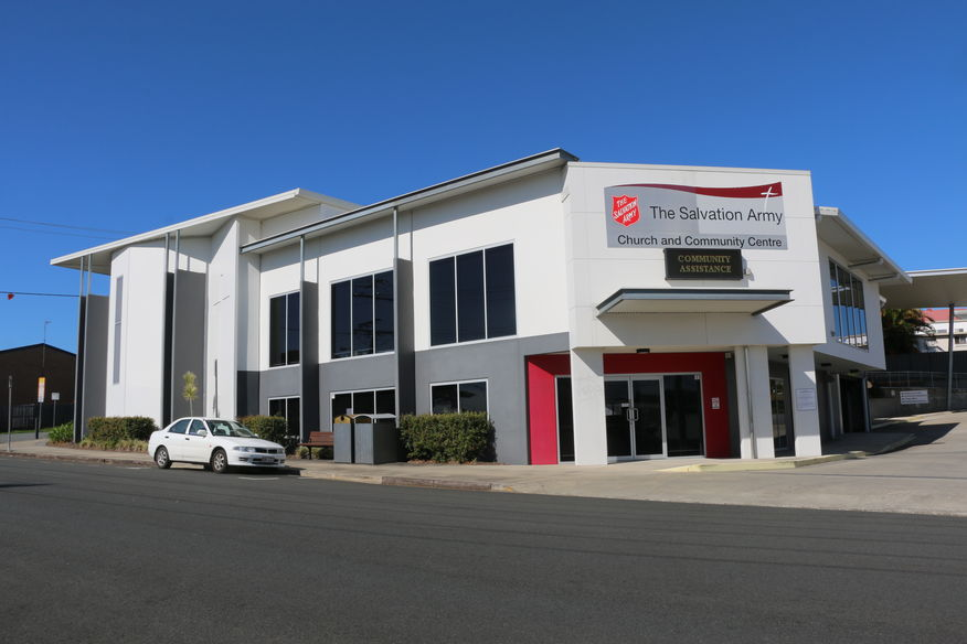The Salvation Army - Nambour