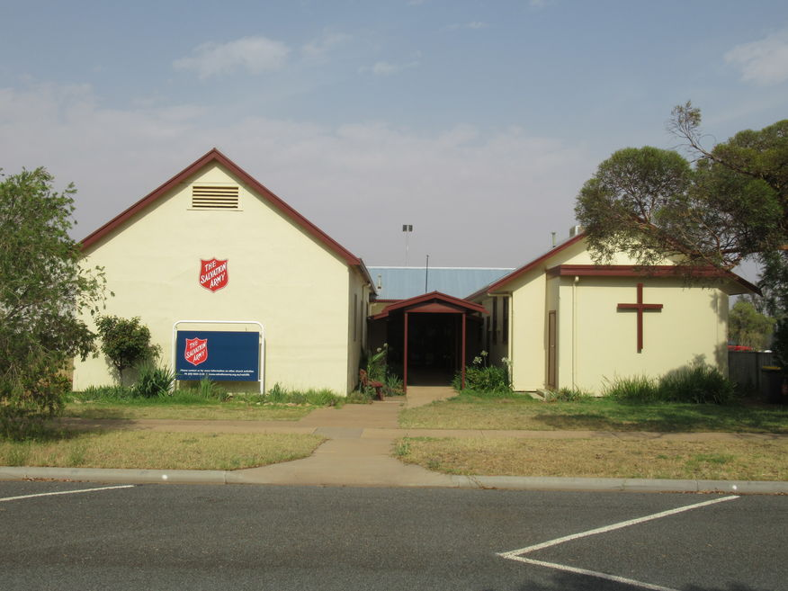 The Salvation Army - Red Cliffs Corps