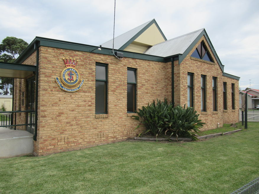 The Salvation Army - Wonthaggi Corps
