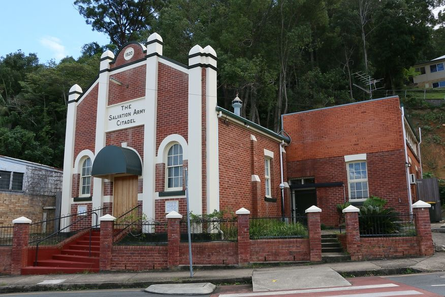 The Salvation Army Citadel - Murwillumbah