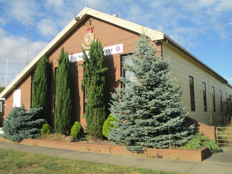 The Salvation Army, Colac Corps