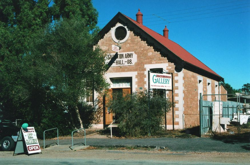 The Salvation Army Hall, Quorn - Former