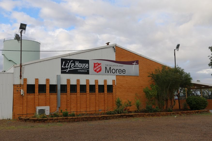 The Salvation Army, Moree