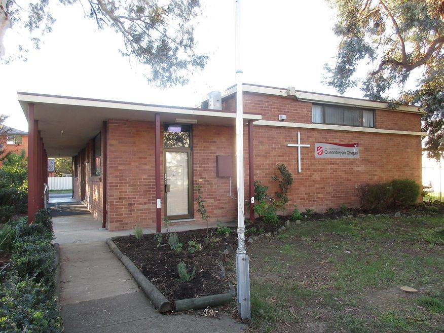 The Salvation Army, Queanbeyan