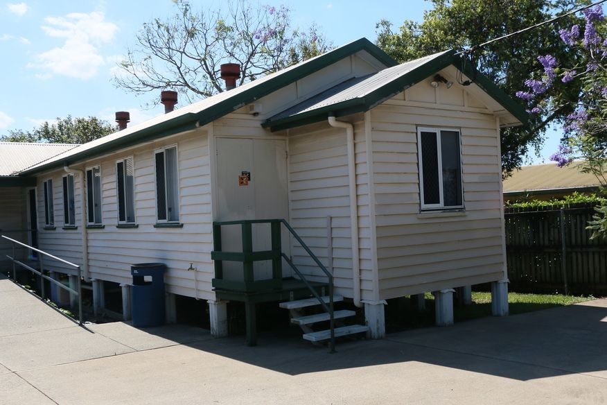 The Salvation Army, Zillmere - Former