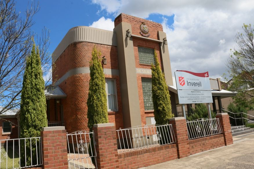 The Salvation  Army, Inverell