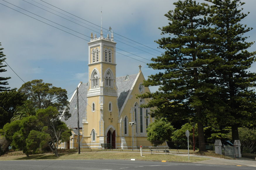 The St George the Martyr Anglican Church