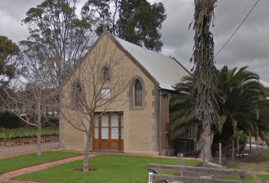 The Zum Kripplein Christi Lutheran Church - Former