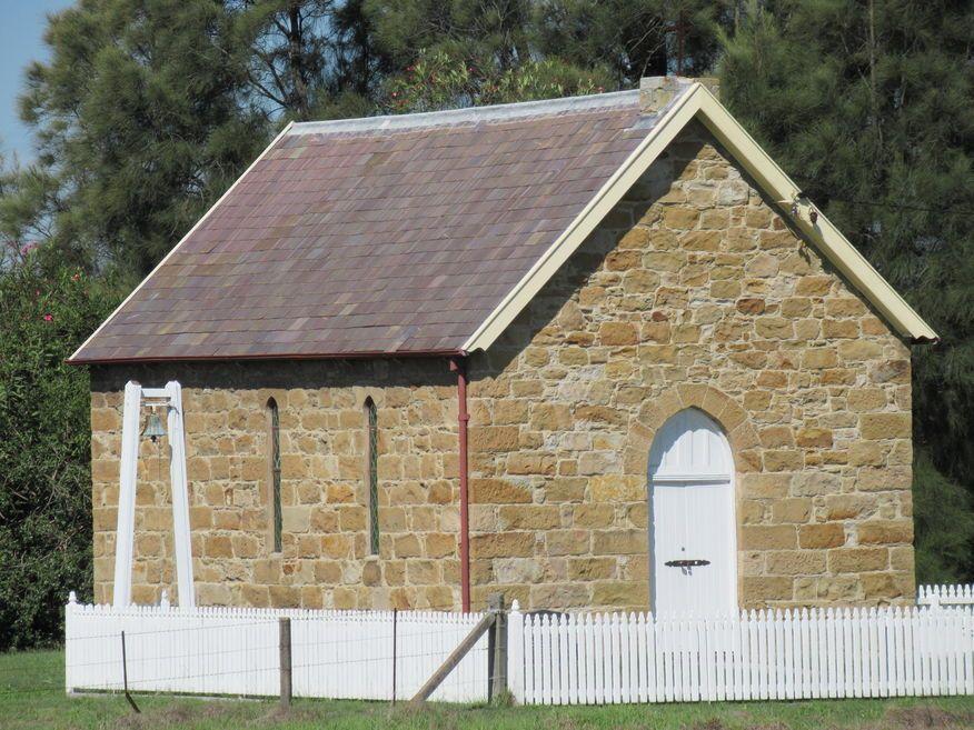 Tomago House Chapel - Former