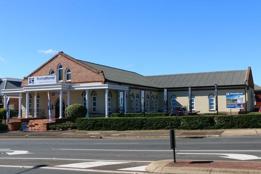 Toowoomba Baptist Church - Former