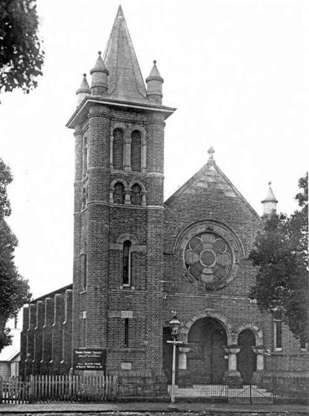 Toowoomba Church of Christ - Former