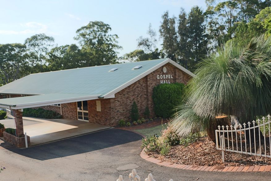 Toowoomba Gospel Hall