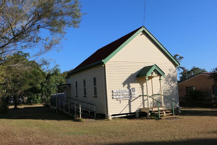 Torbanlea Uniting Church   Former