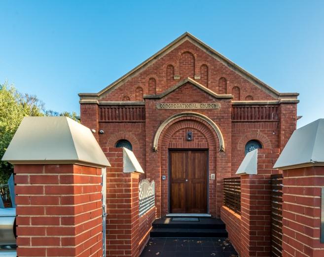 Torrensville Congregational Church - Former