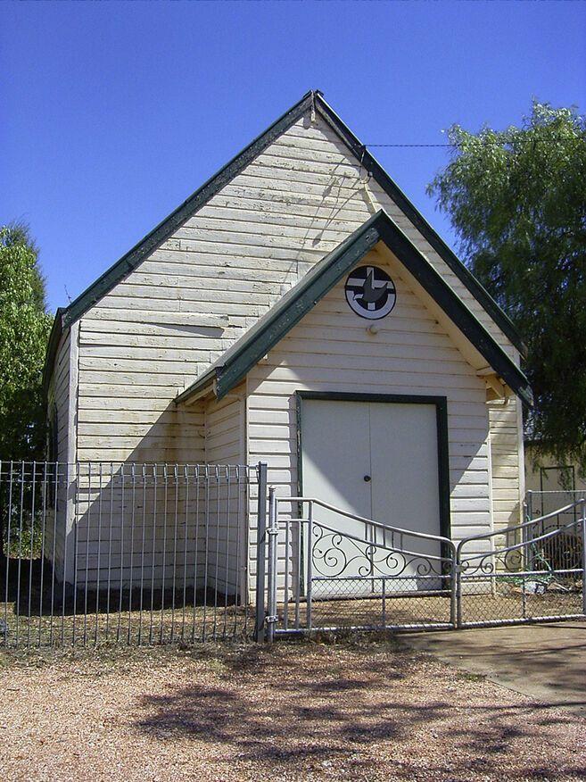Tottenham Uniting Church - Former