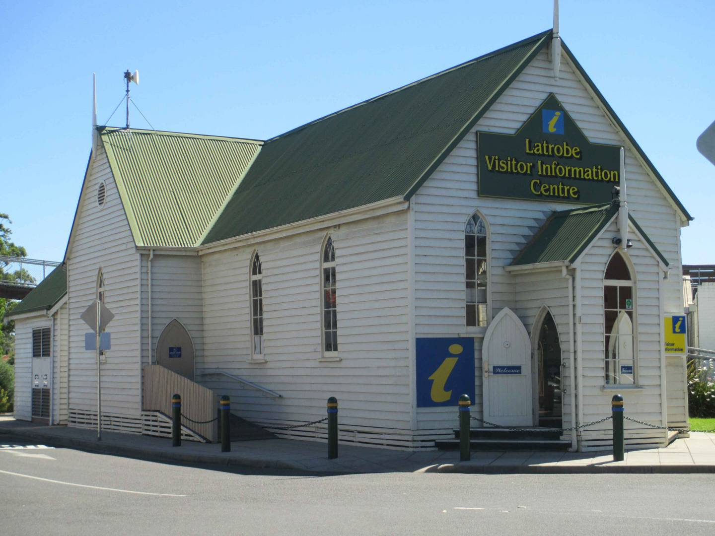 Traralgon Methodist Church - Former