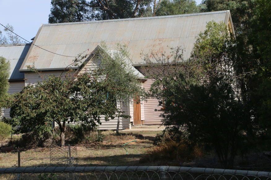 Tu Can Lane, Springhurst Church - Former