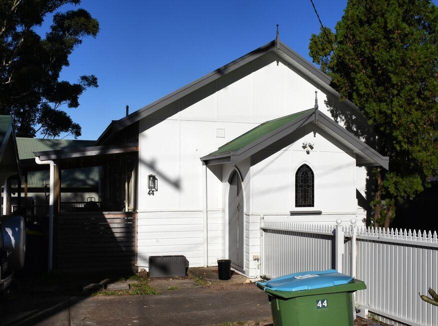 Tumbi Umbi Uniting Church - Former