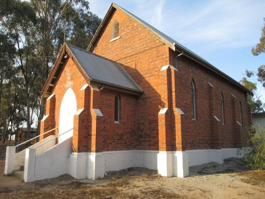 Tungamah Uniting Church - Former