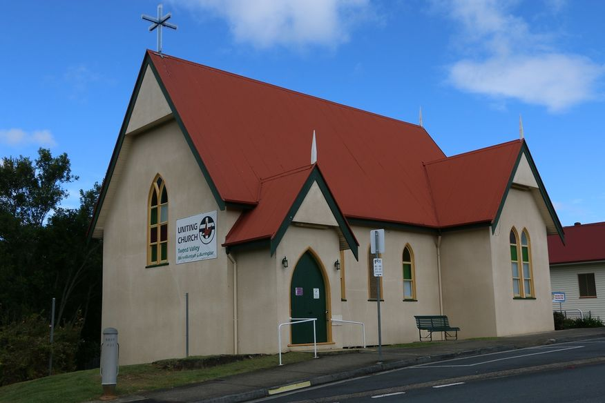 Tweed Valley Uniting Church - Murwillumbah Congregation