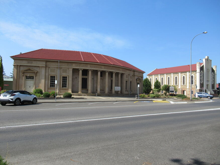 UCA Facilities used by the Victor Harbor Seventh-Day Adventist Church