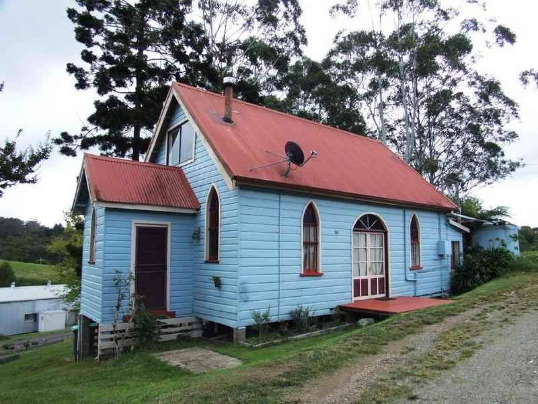 Ulong Presbyterian Church - Former