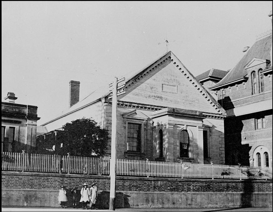 United Evangelical Church - Former
