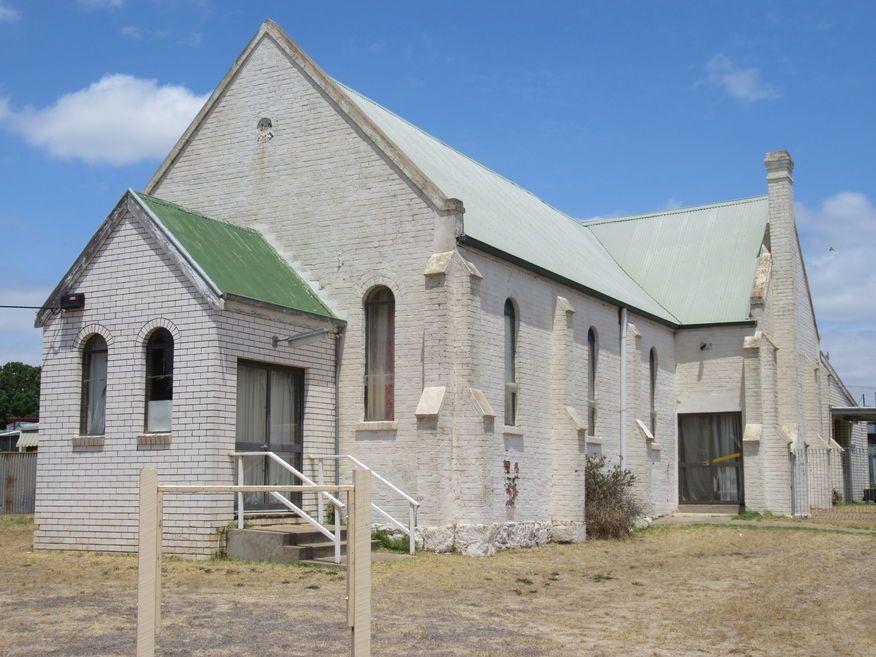 United Methodist Church - Former
