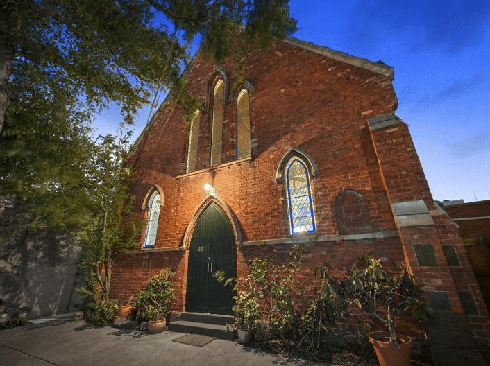 United Methodist Free Church - Former