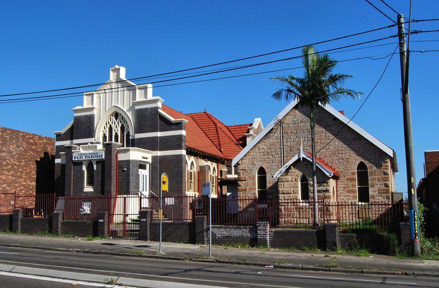 Uniting Church, Fiji Parish