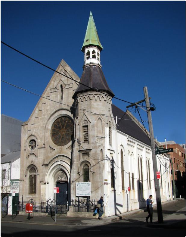 Uniting Church Tongan Parish - Former