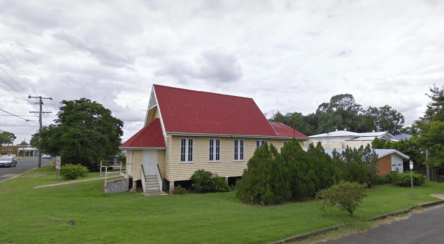 Upper Dawson Road, Allenstown Church - Former