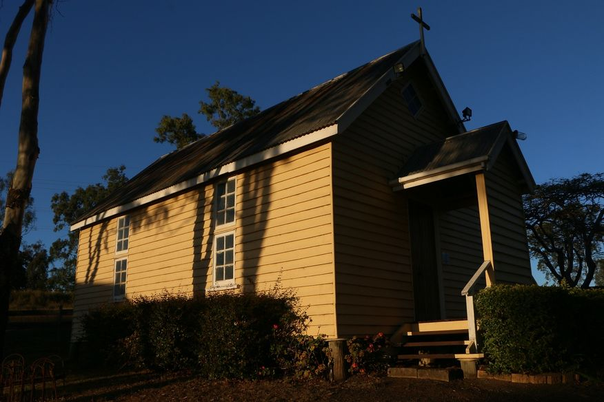 Upper Tenthill Congregational Chapel - Former
