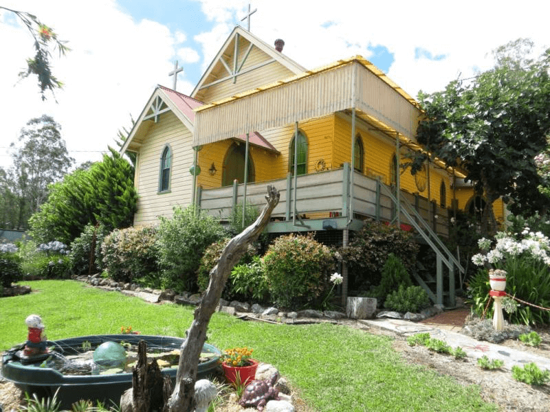 Urbenville Catholic Church - Former
