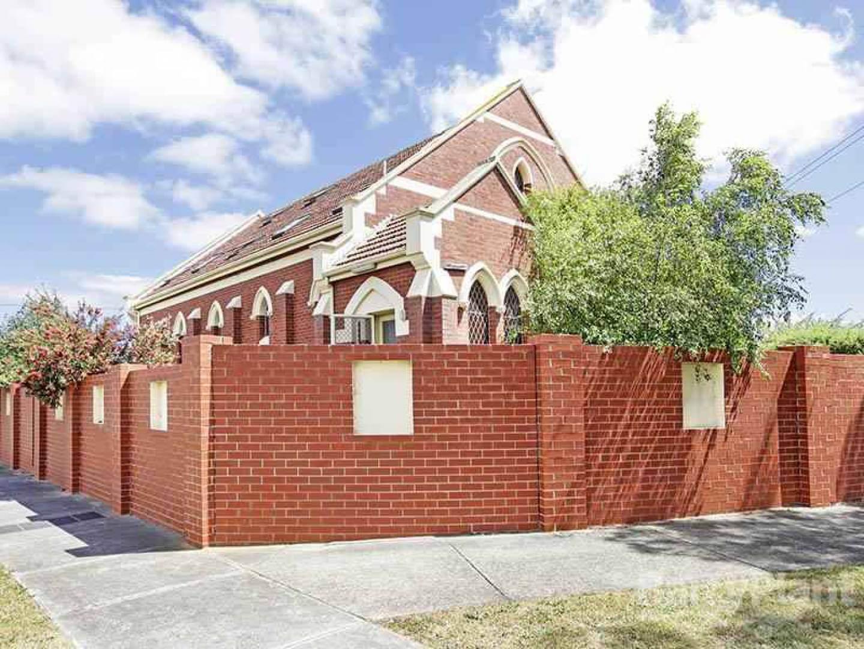 Verner Street, East Geelong Church - Former