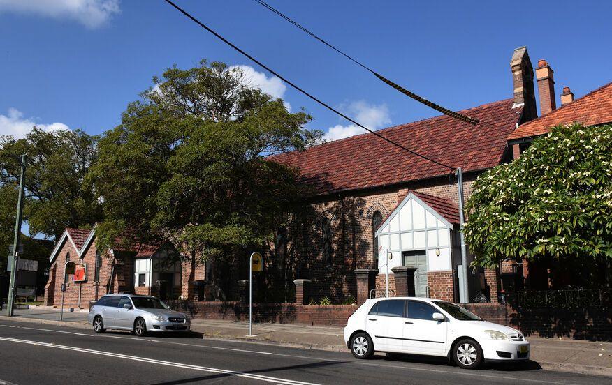 Village Church - Annandale